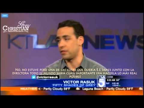 Victor Rasuk ¿El cuarto rojo? Dakota quería darle un toque personal...