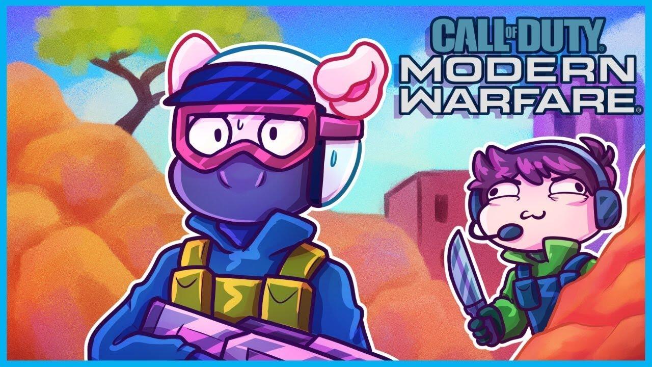 Quando seus AMIGOS se tornam seus INIMIGOS em Call of Duty: Modern Warfare! + vídeo