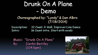 Drunk On A Plane Demo