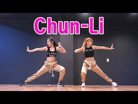 Nicki Minaj Chun - Li 니키미나즈 WAVEYA 웨이브야 창작안무 Choreography Ari