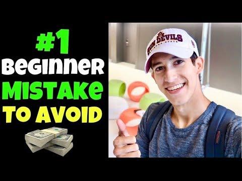 The #1 Beginner MISTAKE To Avoid In The Stock Market