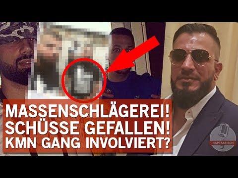 Massenschlägerei und Schießerei in Dresden! KMN Gang und der Miri-Clan involviert?!