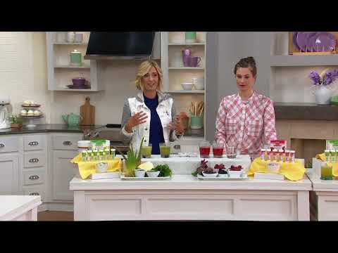 Garden Fresh Greens or Berry Effervescent Tablets Auto-Delivery on QVC