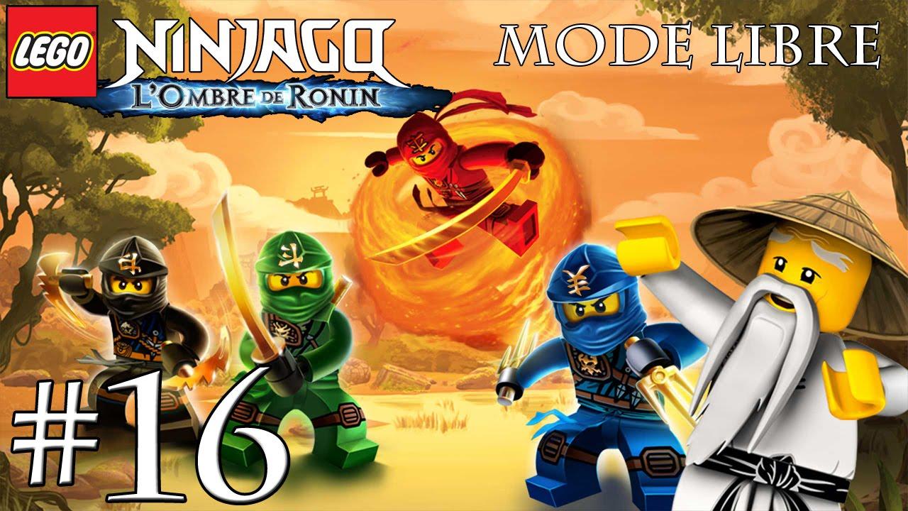 lego ninjago lombre de ronin gratuit