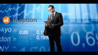 Пример торговли на бинарных опционах IQ option | пример бинарных опционов