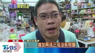韓市長紅包年貨街首發 Q版韓國瑜拎10元