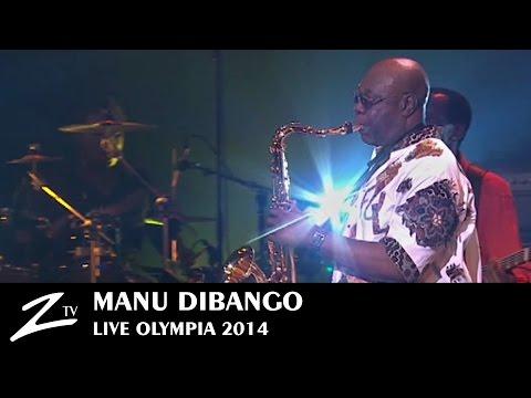 Manu Dibango - Olympia Paris - LIVE HD