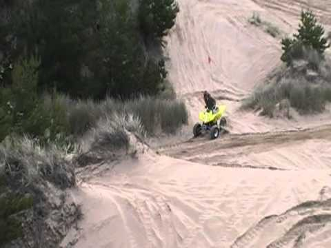 Jumping At The Dunes(Jacob Jewell)