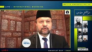 Majlis Ansarullah UK organise International Online Mushaira 2020