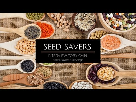 Seed Savers Exchange Interview with Toby...
