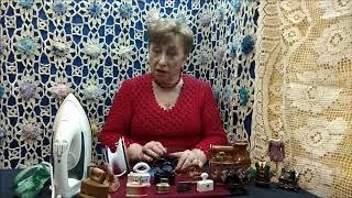 Отпаривание вязаных изделий. Мастер-класс по вязанию крючком от О. С. Литвиной.