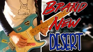 Brand New - Desert Guitar Cover 1080P