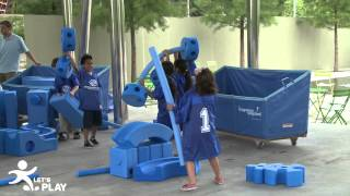 What Is An Imagination Playground?