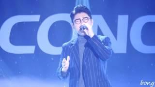 [4k] 161129 김범수 - 보고싶다 직캠(Fancam) @부산 좋은날 콘서트 by bong