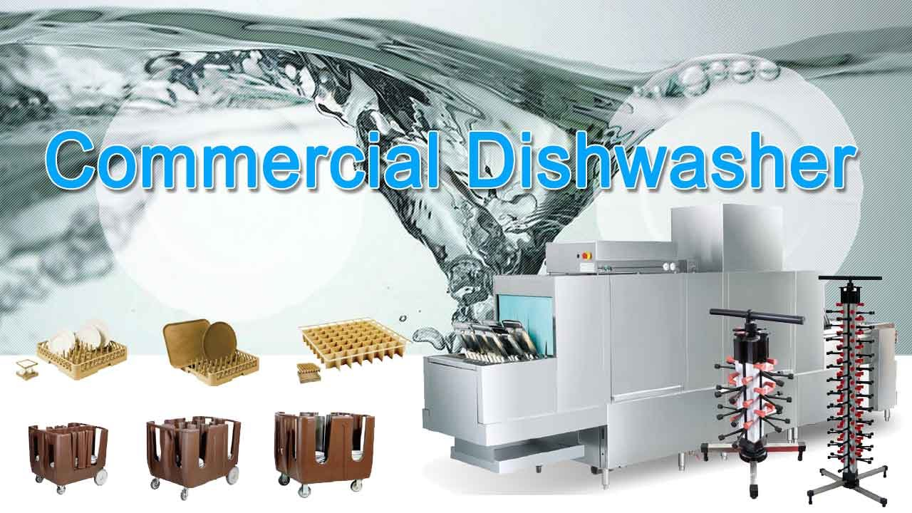 Automatic Restaurant Commercial Dishwasher Plate Bowl