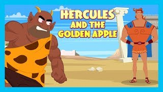 Gambar cover HERCULES AND THE GOLDEN APPLE STORY | STORIES FOR KIDS | TRADITIONAL STORY | T-SERIES