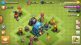 Clash of clans- Town hall level 12 OFFICIAL PRIVATE SERVER WITH LINK CLASH OF CLANS