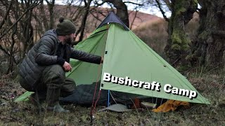Bushcraft Camping - Cooking up Some Treats