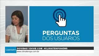 Climatempo News - Edição das 12h30 - 27/11/2017
