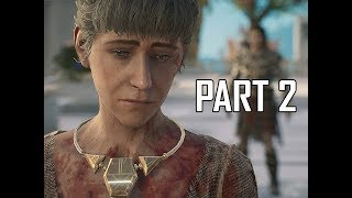 ASSASSIN'S CREED ODYSSEY Judgement of Atlantis Walkthrough Part 2 - Atlas