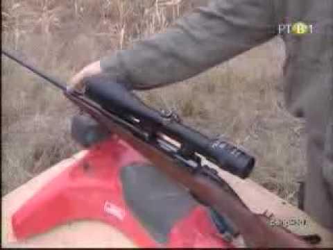 5kazanje Oružar Gojko Perić Upucavanje Puške 1deo