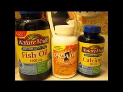 Vitamins in fish oil youtube for Fish oil vitamin e