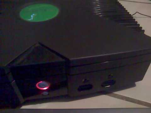 Xbox on red ring