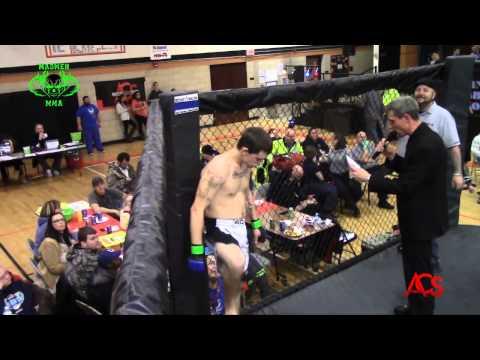 ACSLIVE.TV Presents Madmen MMA Night Of Champions  Alex Watson vs Nate Caves 155