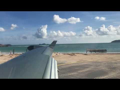 Tradewind Aviation Lands in St Barth After Hurricane Irma
