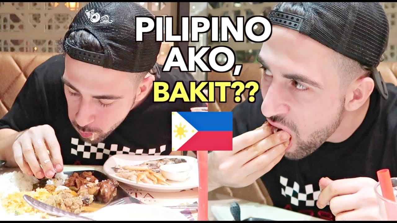 eating-bare-hands-in-a-expensive-pang-mayaman-restaurant
