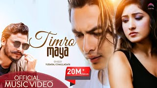 Timro Maya Pauna FT. Paul Shah and Aanchal sharma (sad love song)