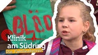 Matea(10) pöbelt! Warum beschimpft sie die Lehrerin | Klinik am Südring - Die Familienhelfer | SAT.1