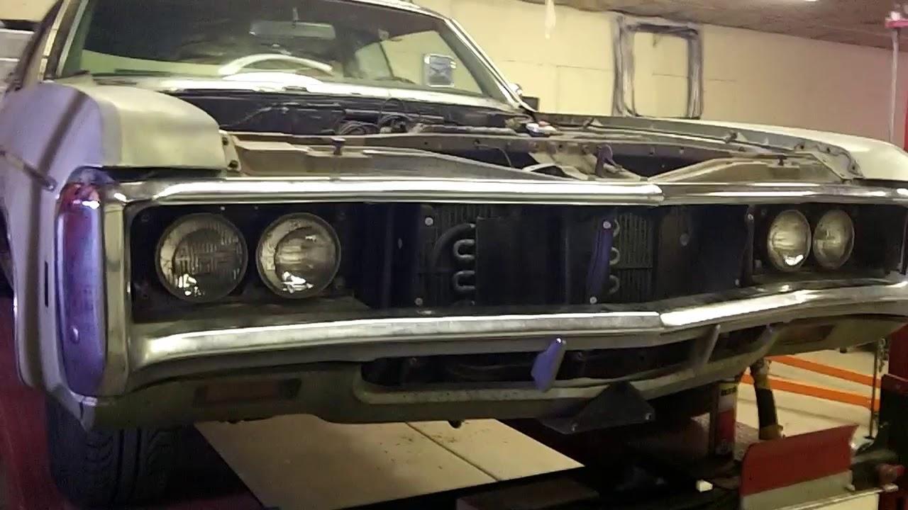 1969 Impala 396 part 2