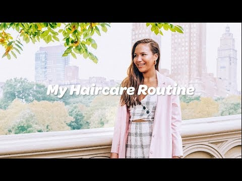 my-haircare-routine