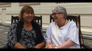 Professor Wendy Hall and Professor Uta Frith discuss gender diversity in peer review thumbnail