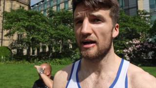 'EDDIE HEARN WANTS TO SEE KNOCK PEOPLE OUT!' - ANTHONY FOWLER SET FOR PRO-DEBUT IN SHEFFIELD