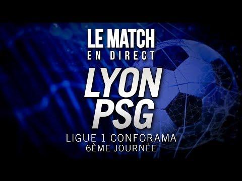 ⚽ Ligue 1 Conforama : Lyon 0 - 1 PSG, L'intégrale