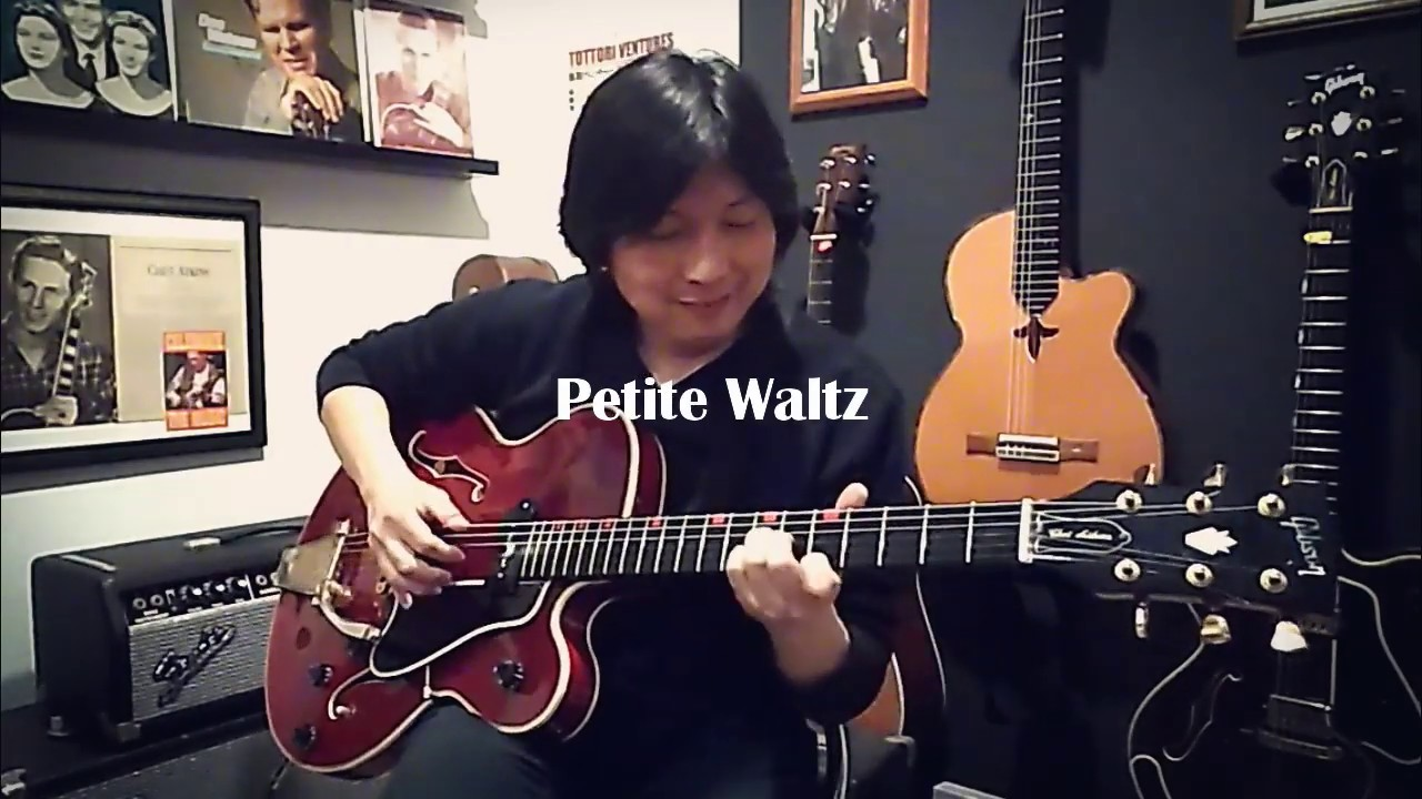 Chet atkins petite waltz — img 1