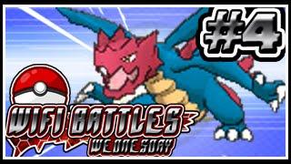 Pokemon ORAS WIFI Battle: KrimZen VS Richard (Mixed Tier) - WIFI Battle Wednesday #004