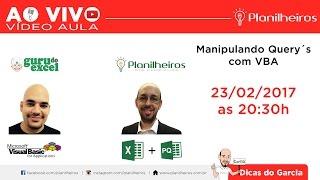 [LIVE] Laennder Alves (Gourou dans Excel), par l'Utilisation de VBA pour manipuler la Requête