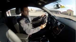 2013 Chrysler 200 - Test Drive