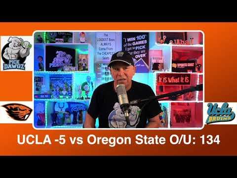 UCLA vs Oregon State 3/11/21 Free College Basketball Pick and Prediction CBB Betting Tips