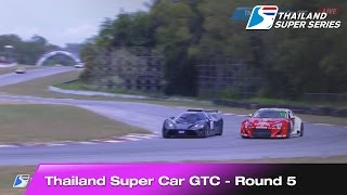 Highlight Thailand Super Car GTC Round 5 | Bira International Circuit