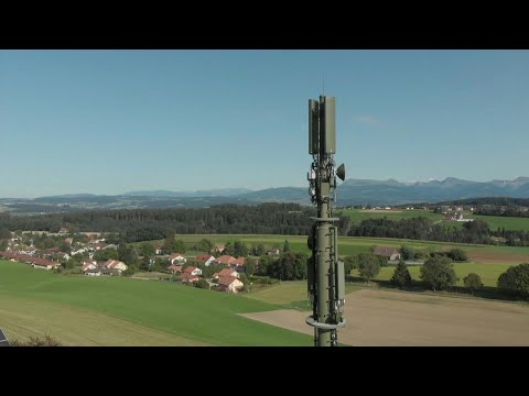 Health fears prompt Swiss 5G revolt | AFP thumbnail