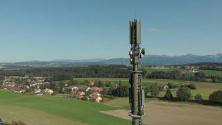 Health fears prompt Swiss 5G revolt | AFP