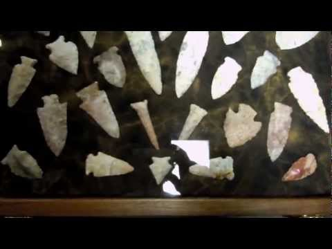 carbon dating arrowheads