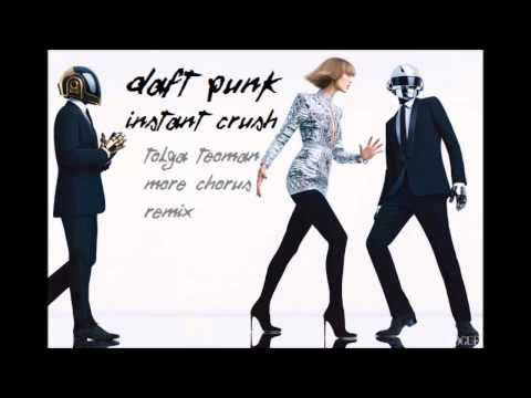 Daft Punk - Instant Crush (tolga teoman more chorus remix)