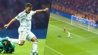 When Famous Players Miss Open Goals  Hazard Ronaldo Messi Pogba