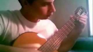 Shion (Memories of the Past) from Xenosaga - Solo Guitar