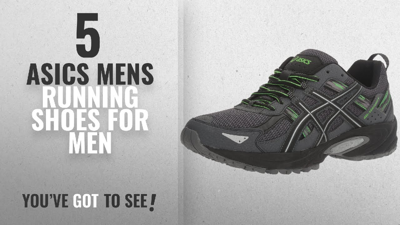 bc40ffd0a104 Top 10 Asics Mens Running Shoes  2018    ASICS Men s Gel-Venture 5 ...
